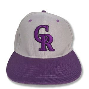 Other - Colorado Rockies Snapback Cap
